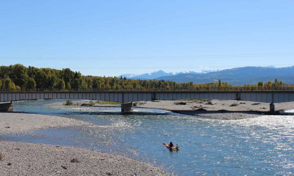 WYDOT Snake River Channel Survey