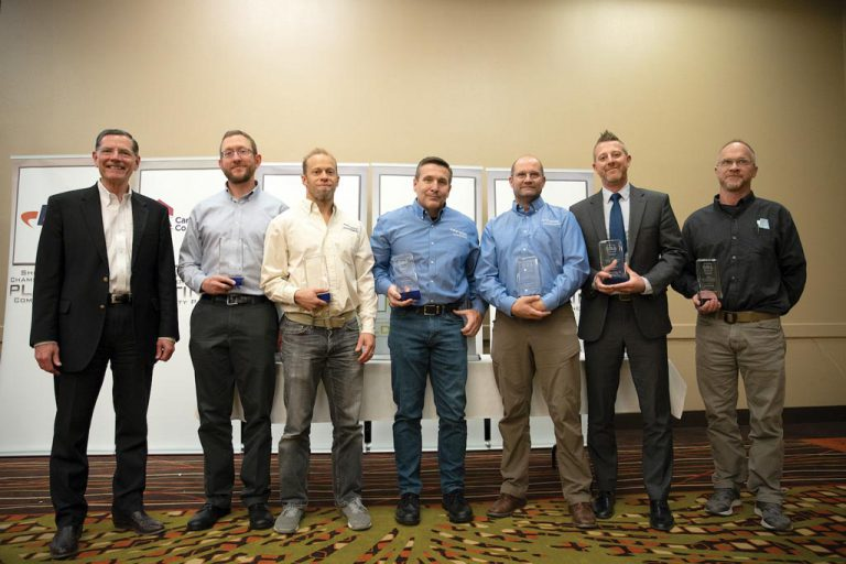 WWC Engineering recognized as Wyoming Small Business Persons of the Year
